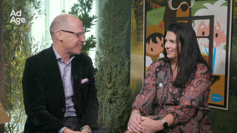Salesforce's Shannon Duffy on prioritizing trust in customer relationships