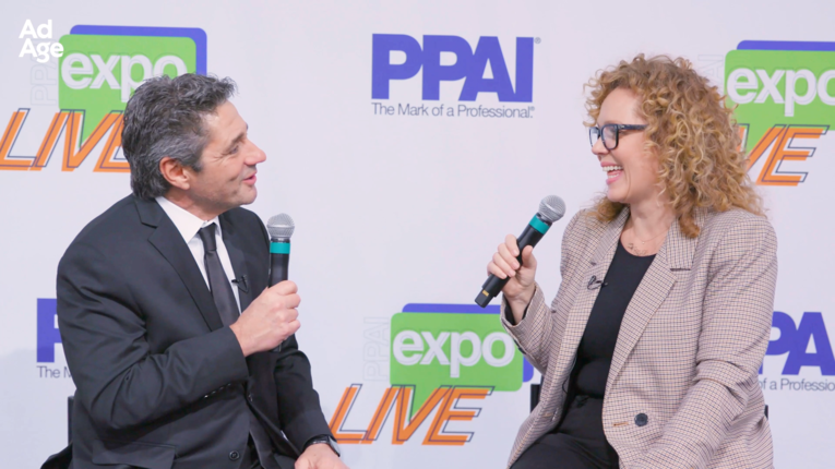 PPAI's Paul Bellantone on the role of promotional products in a marketer's toolbox