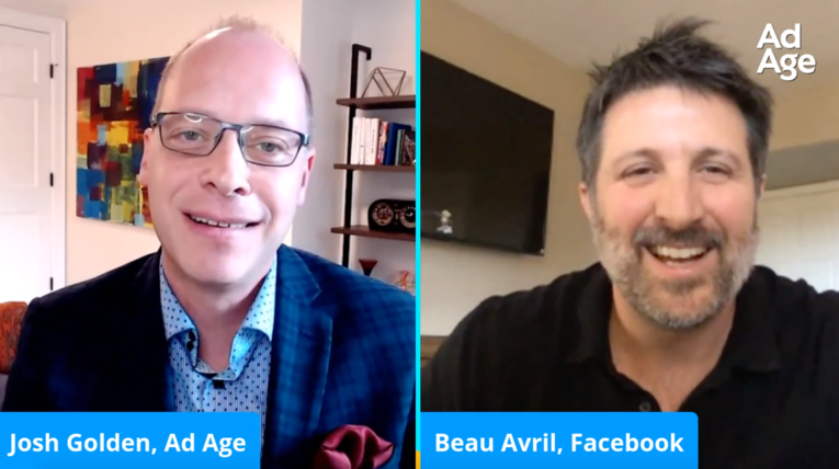 Facebook's Beau Avril on what to expect from the $30 billion shift from traditional TV advertising to OTT