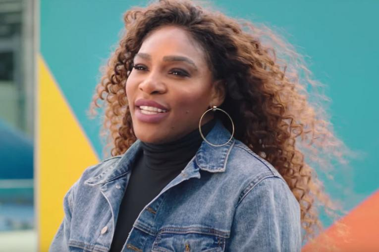 Watch Serena Williams in Bumble's Super Bowl ad teaser