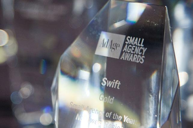 The Small Agency Awards: Last Day to Enter