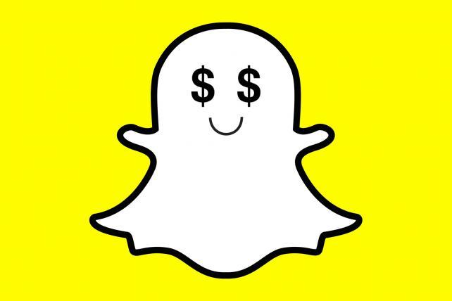 Snap's revenue beats estimates as user base stops shrinking