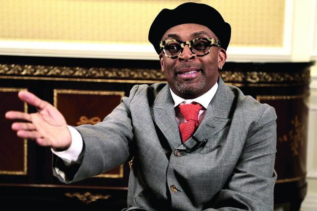Spike Lee on Clients, the Knicks and the Need for Change in Adland