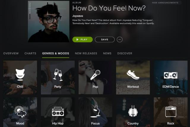 You Are What You Play: Spotify Expands Data Use
