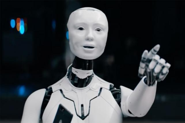 AI Robots Mock Verizon Customer in Sprint Super Bowl Spot