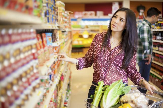 Grocery Brands Flock to Ads Informed by Your Real-World Shopping