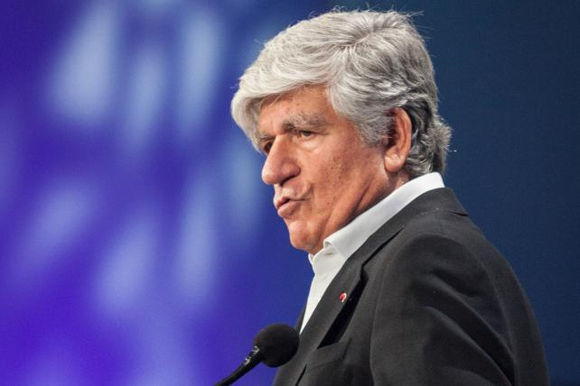 Publicis CEO Maurice Levy on Kevin Roberts' Exit: Highest Levels Set the Example