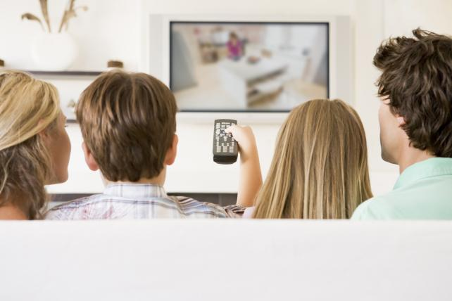 The most powerful platform is ...TV