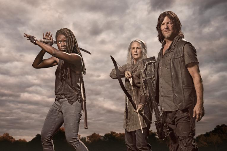 AMC doubles down on 'Walking Dead' with another spin-off