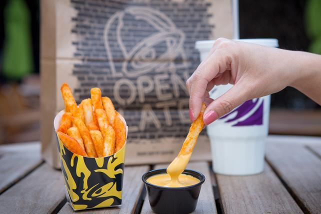 Marketer's Brief: Taco Bell Finally Gives In, Sells Fries