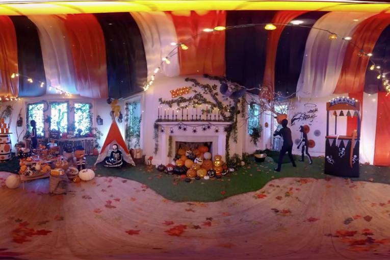 The Candy Carnival 360