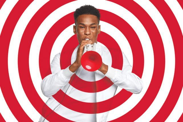Target to host first NewFronts, promising a 'spectacular' event