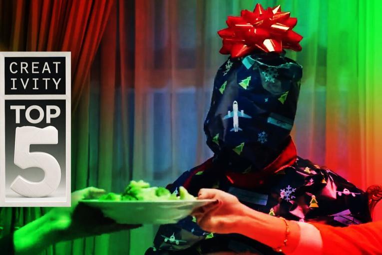 Creativity Top 5: Holiday Edition December 17, 2018