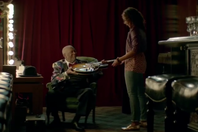 Toyota's Got a Case of the Blues Over B.B. King Ad