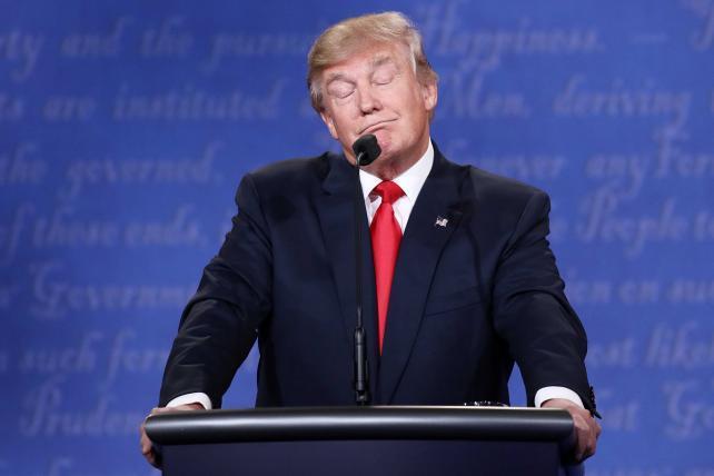 The Third Presidential Debate Summed Up in 31 Tweets