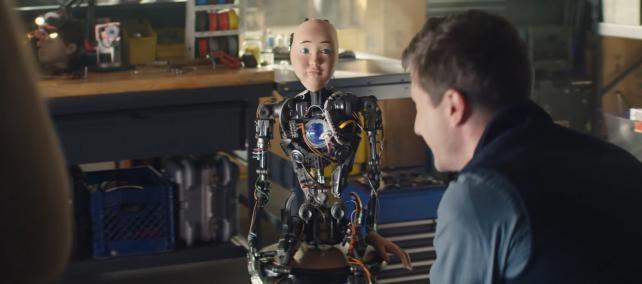 Super Bowl commercials warn: beware of robots