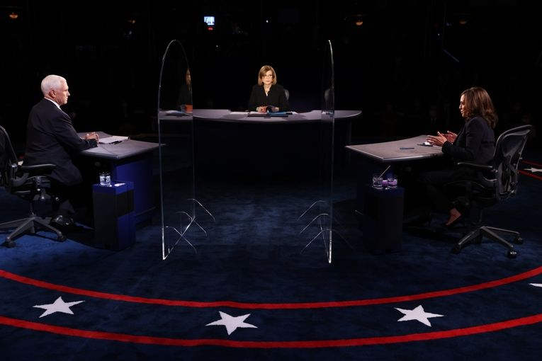 A rogue fly is the biggest buzz at the VP debate, plus fallout from the stimulus freeze: Thursday Wake-Up Call