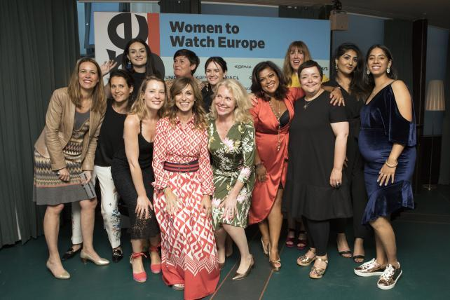 Ad Age Women to Watch Europe celebrated in London