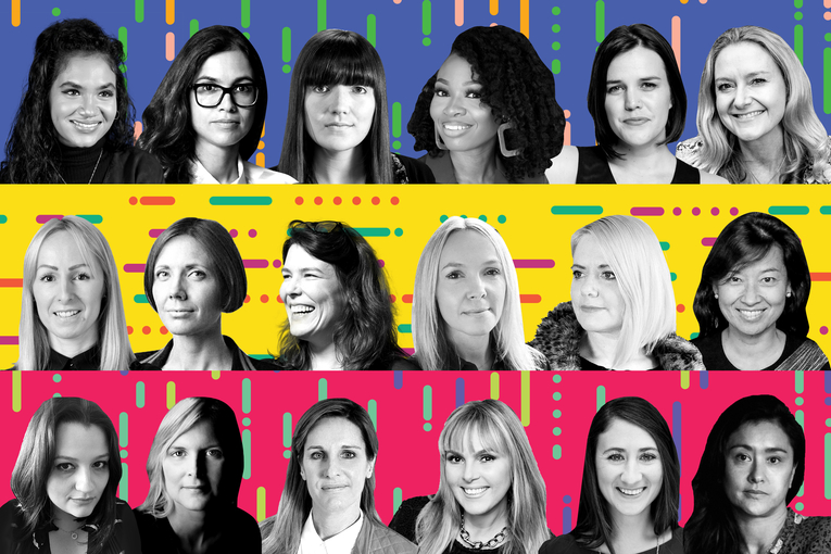 Meet the 2019 Class of Women to Watch Europe
