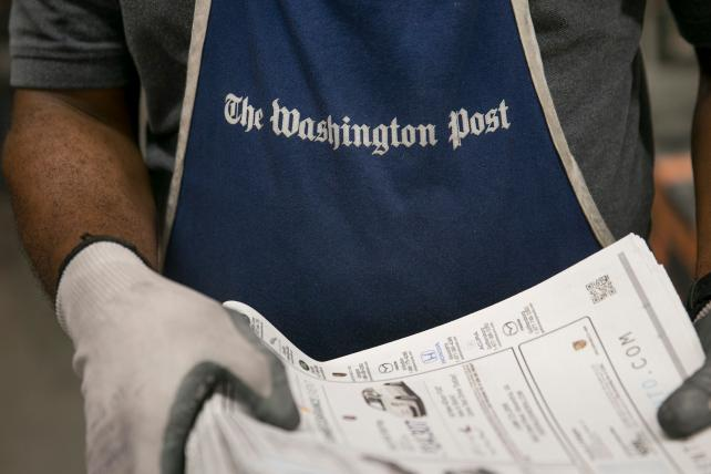 The Washington Post will air its first Super Bowl commercial