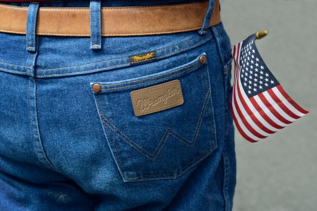 Cambridge Analytica knew how you'd vote if you wore Wrangler