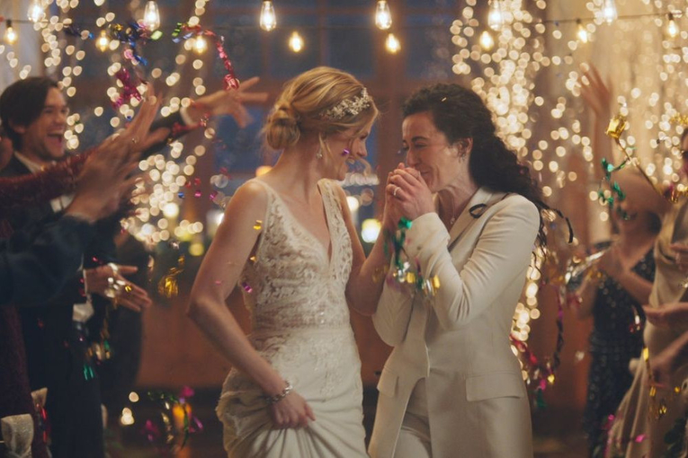 Hallmark Channel reinstates same-sex bridal ad after pulling it: Monday Wake-Up Call