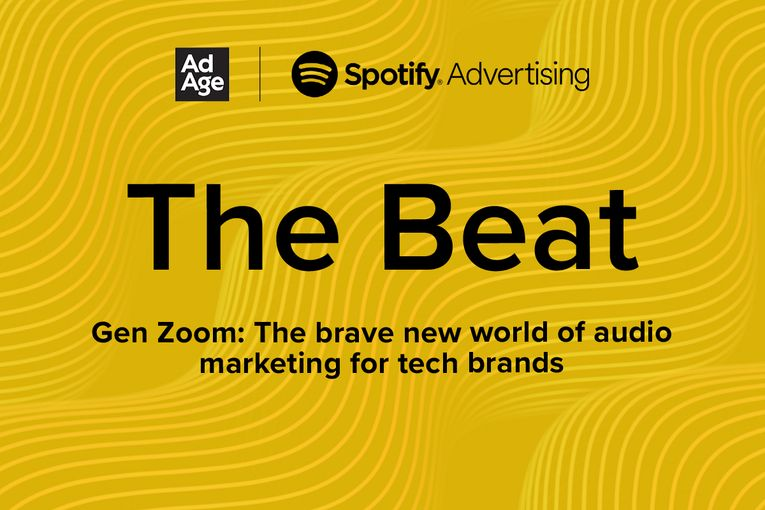 Watch: The brave new world of audio marketing for tech brands