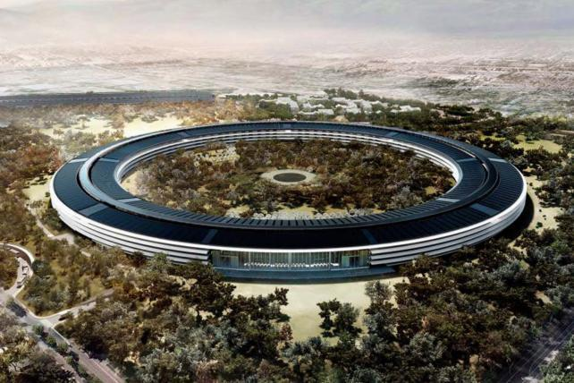 Inside Apple's New Campus: No Childcare (But You Can Freeze Your Eggs)