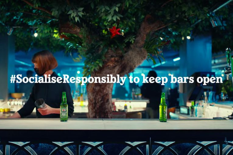 Publicis and Heineken debut a new agency model, based in an Amsterdam bar