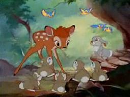 Bambi Rejoins Old Pal Smokey