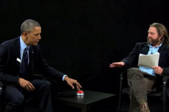 Worth It: Obama Subjects Himself to 'Between Two Ferns'