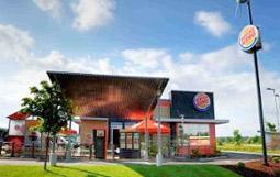 Burger King's Franco Starts Making Presence Felt