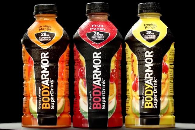 Laundry Service wins AOR duties on BodyArmor sports drink