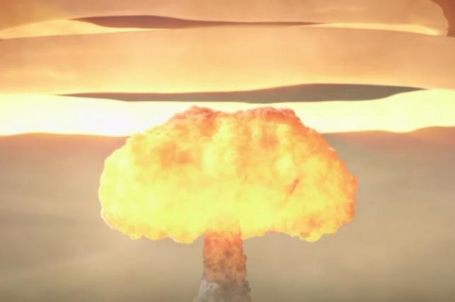 Mushroom Cloud Reappears in Anti-Trump Ad From Bill Bradley-Backed PAC