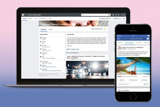 Facebook finally lets brands and publishers into Groups