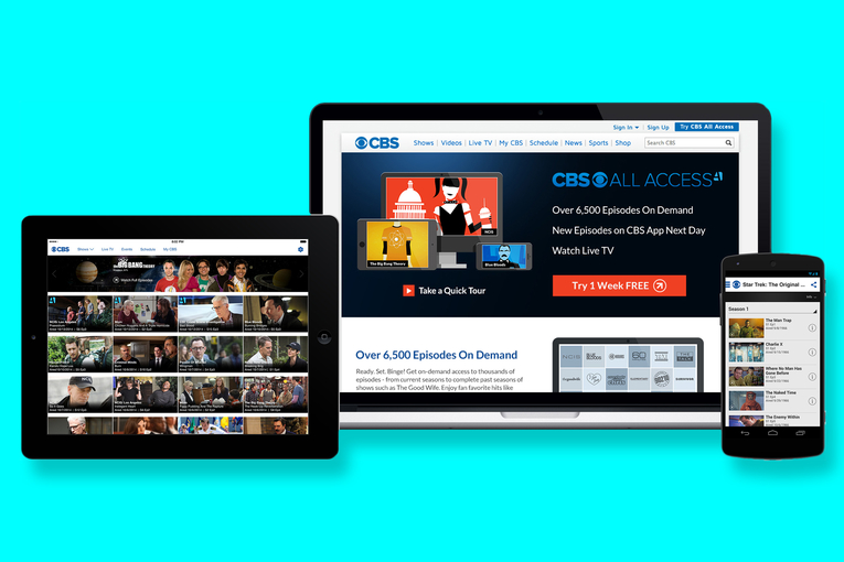 Why CBS isn't scared of the impending streaming TV war