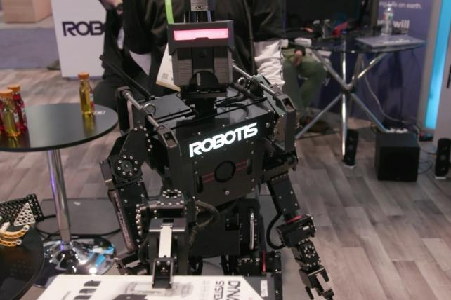 At CES, experts weigh in on the promise -- and the hype -- of AI
