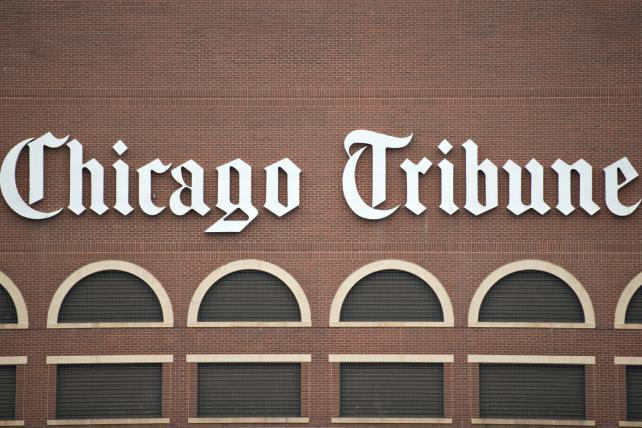 Tribune Publishing CEO: We're Buying Newspapers