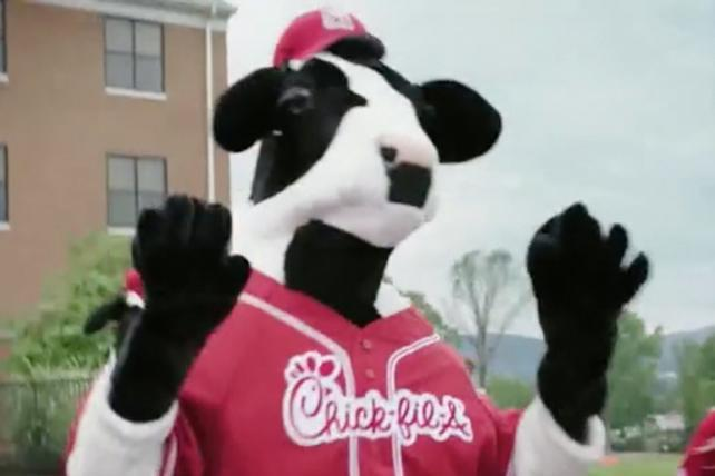 Watch the newest ads on TV from Chick-fil-A, MetroPCS, SimpliSafe and more