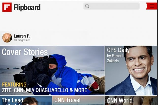 Flipboard Acquires CNN's Zite for $60 Million in Bid to Consolidate Reader Market