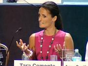 Comonte: Female Execs Should Be Risk Takers