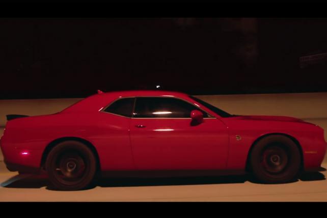 Dodge Unleashes 'Predator' In Theaters, TV, Times Square