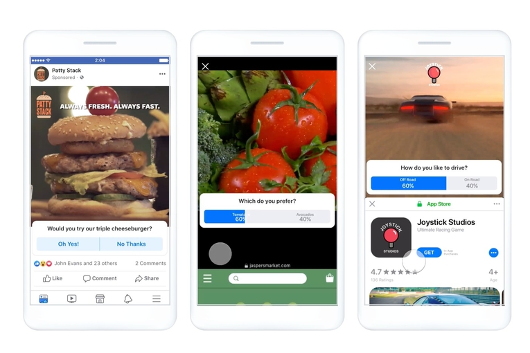 Facebook rolls out more 'playful' ad formats: Friday Wake-Up Call