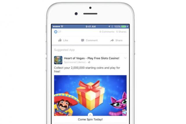 Facebook Adds More Refined Targeting for App-Install Ads