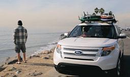 Ford Kicks off Social-Media Push for Explorer