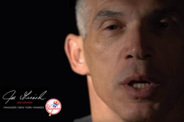 New York Yankees Manager Partners With Pediatric Brain Cancer Foundation