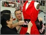 Campbell Steps Into Fashion Arena With Go Red Push