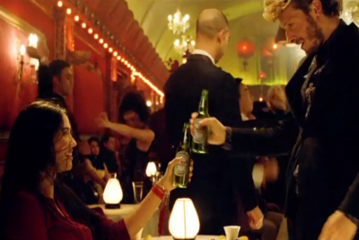 Heineken, W&K Win Creative-Effectiveness Grand Prix at Cannes