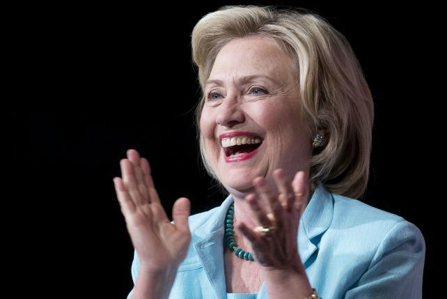 Clinton Goes After Pharma; Would End Tax Break for Drug Ads