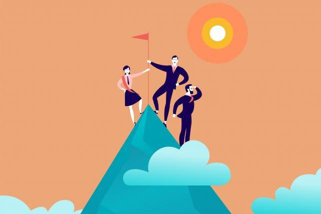 Lessons from a tech CEO on taking risks with marketing:  B-to-B CMO Spotlight